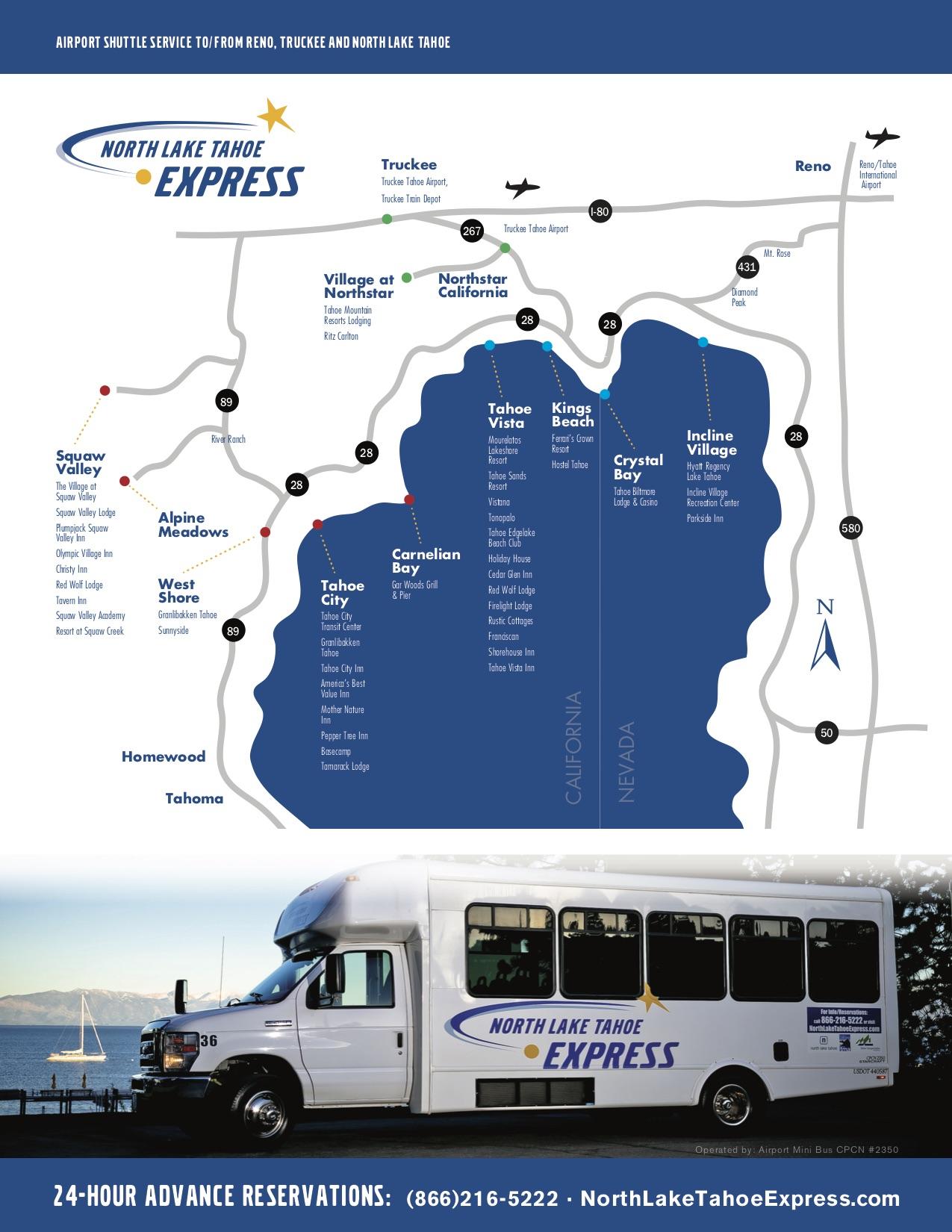 NLTE Routes 2019-20